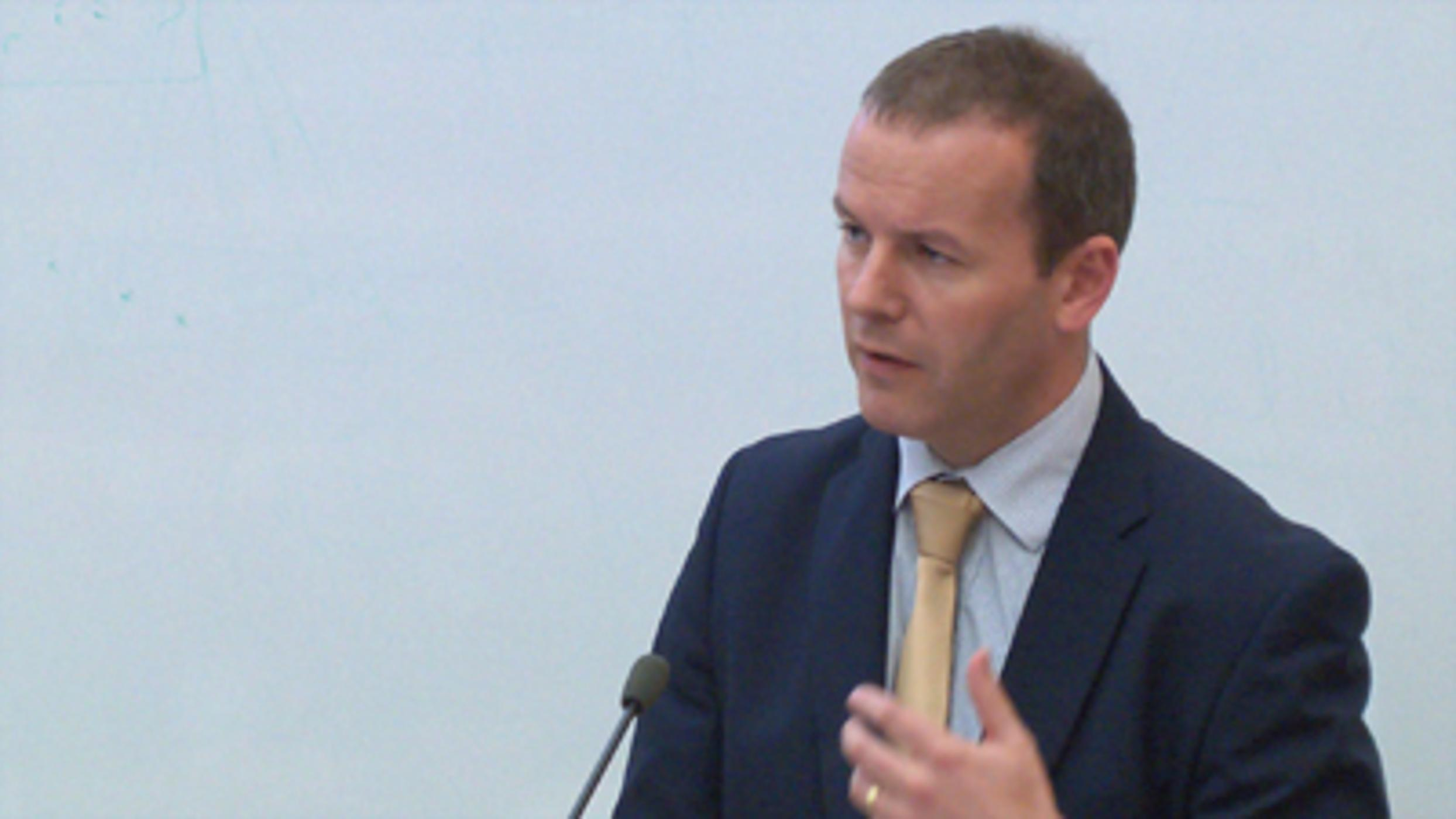 Day 1: 'Welcome and Introduction to the Conference': Nick Gargan, Chief Constable, NPIA, UK (Audio)