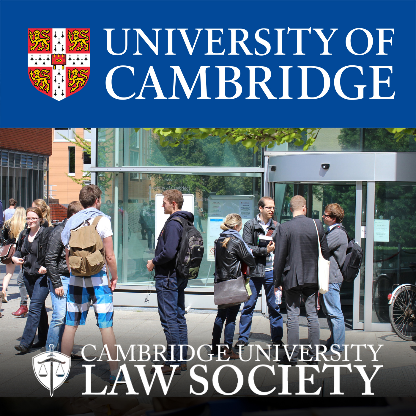 Cambridge University Law Society Speakers's image