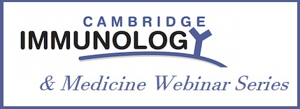 Cambridge Immunology and Medicine Webinar Series's image